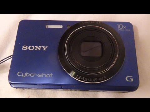 2012 Sony Cybershot DSC W690 Review And Test
