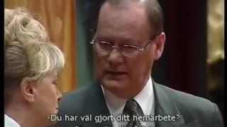 فيلم Hotelliggaren كامل لتعلم اللغة السويدية