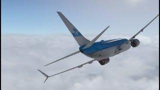 XPlane11 landing Nice Monaco Ortho4xp Ultra réaliste - Most