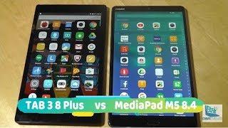 Comparison: Huawei MediaPad M5 vs. Lenovo Tab 3 8 Plus - dooclip.me