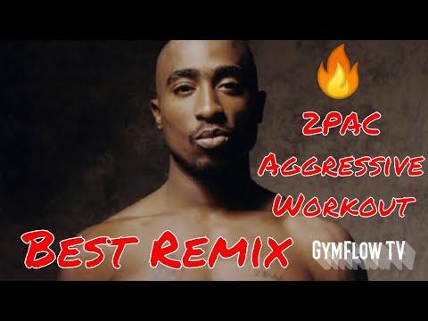 Download 2pac Motivational Gym Remix 2018 Aggressive Workout