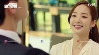 Drama Korea What's Wrong With Secretary Kim Ep 1 Scene Perfect Boss Subtitle Indonesia