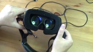 PIMax - 4K очки виртуальной реальности