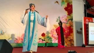 普宁会馆冬祭〈迫写离书〉陈映娥、林松雁、黄叔俊演  指导老师⺀陈国来