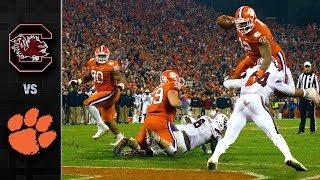 South Carolina vs. Clemson Football Highlights (2018)