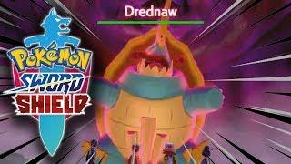 Drednaw  - (Pokémon) - Drednaw MAX Raid Battle - Pokemon Sword and Shield