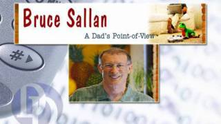 """DadsDivorce Live: """"A Dad's Point of View"""" with Bruce Sallan."""
