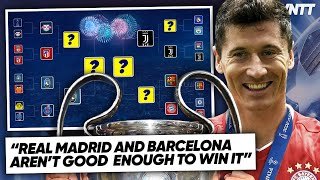 WE PREDICTED EVERY CHAMPIONS LEAGUE RESULT! | #WNTT
