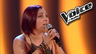 Roxana Ene - Meraviglioso amore mio | The Voice of Italy 2016: Blind