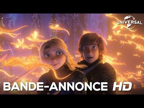 Dragons 3 : Le Monde caché Universal Pictures International France