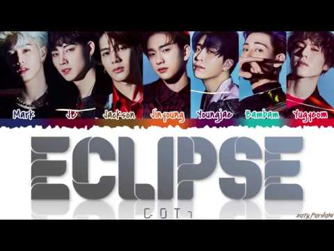 GOT7 (갓세븐) - 'ECLIPSE' Lyrics [Color Coded_Han_Rom_Eng]