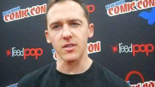 Jeff Davis Interview - New York Comic Con 2012
