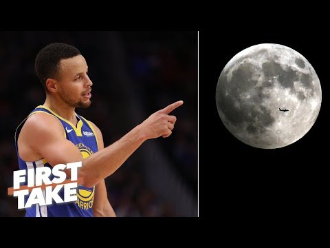 Steph Curry's Moon Landing Take Is 'irresponsible' – Max Kellerman | First Take Mp3