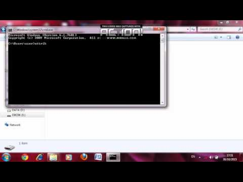 Video cara menghilangkan virus shortcut di flashdisk terbaru