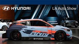 2019 LA Auto Show Livestream   Hyundai