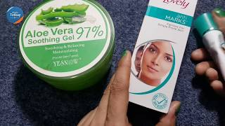 Fair and lovely Anti Marks Fairness Cream | Beauty Tips In Urdu | Acne Scars, Spots Pimples Removal