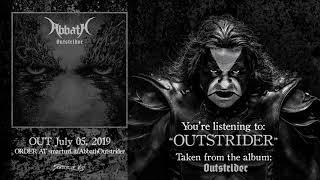 Abbath   Outstrider (official Track Premiere)