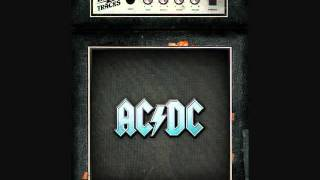 Down on the Borderline AC/DC