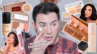 TESTING VIRAL NEW MAKEUP YOU ACTUALLY CARE ABOUT... feelings will be hurt by Manny Mua