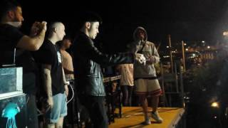 Rkomi Feat Izi Aeroplanini Di Carta Live