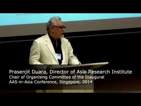 2014 Inaugural AAS-in-Asia Conference - Opening Address