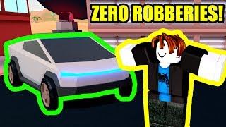 GETTING the CYBERTRUCK WITHOUT ROBBING ANY STORES | Roblox Jailbreak