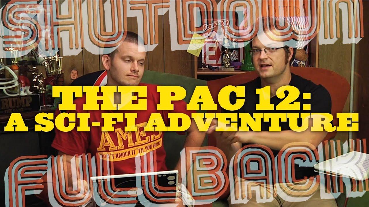 Pac-12 Football: A Shutdown Fullback Sci-Fi Adventure thumbnail