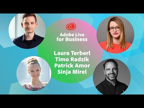 , title : 'Adobe Live for Business #1 –Pilot | Adobe DE'