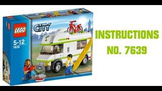 Lego City Instructions No.7693