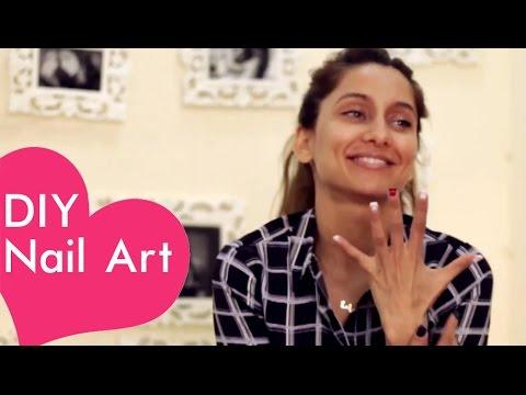 DIY Nail Art | Anusha Dandekar