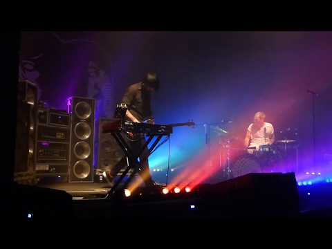 """Death From Above """" The Physical World  """"  Nov 2 , 2017 , Newport Music Hall , Columbus Ohio"""