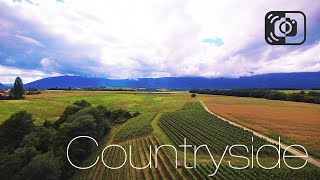Countryside, Caddx Vista, CinematiX frame, ReelSteady GO, GoPro Session 5