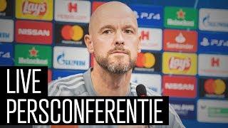 LIVE Persconferentie Ajax - Chelsea