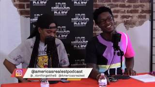 America's Realest Podcast - Episode 1: Repo On Bouncing Back After Getting Shot, GasHouse & More