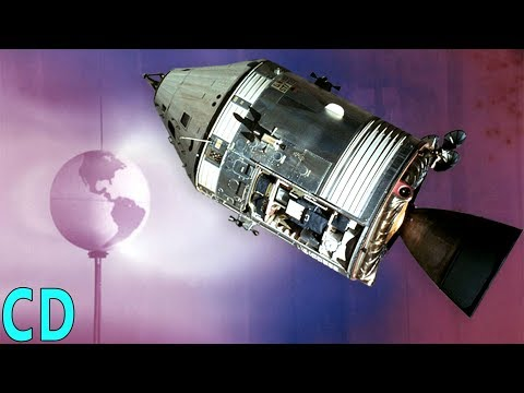 How did Apollo deal with the Van Allen radiation belts ?