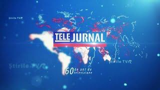 Telejurnalul Orei 14:00 - Ediţia Din 16 Aprilie | TVR1