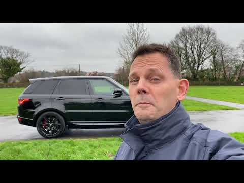 Range Rover Sport P400e HSE Dynamic Video