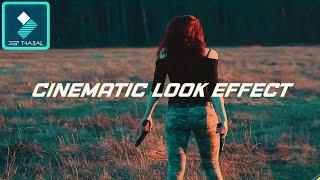 Filmora | How to get cinematic look | Film Look | wondershare filmora | Hindi | Deep Thabal !