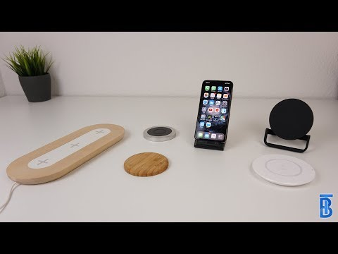 Meine Top Wireless Charger fürs iPhone - touchbenny