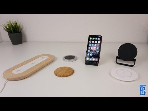Meine Top Wireless Charger fürs iPhone - touchbenny