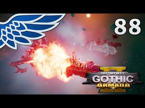 BATTLEFLEET GOTHIC ARMADA 2 | Warlord Down Part 88 - Imperial Campaign BFGA2 Let's Play Gameplay