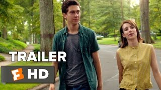 Ashby Official Trailer #1 (2015) - Nat Wolff, Emma Roberts Movie HD
