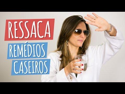 Imagem ilustrativa do vídeo: REMÉDIO CASEIRO para curar e nunca mais ter RESSACA