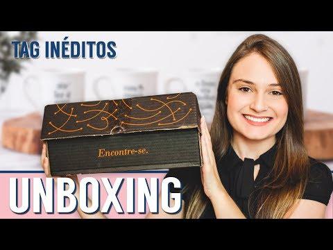 Unboxing TAG INÉDITOS | Edição Abril 2020