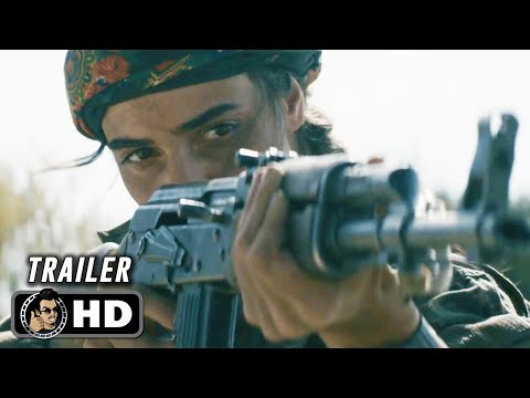 NO MAN'S LAND Official Trailer (HD) Melanie Thierry