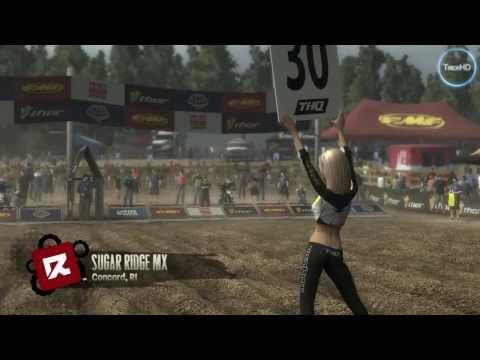Gameplay de MX vs. ATV Reflex