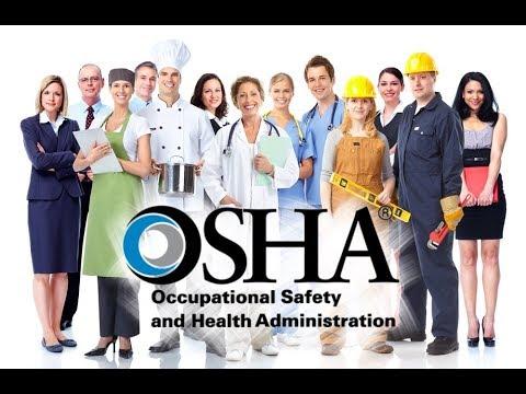 OSHA Safety Training 2021 - YouTube