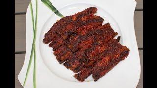 vegane Spareribs zubereiten und grillen