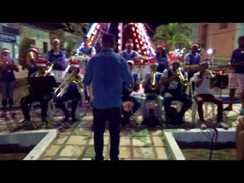 Bamrap em concerto em Araçagi