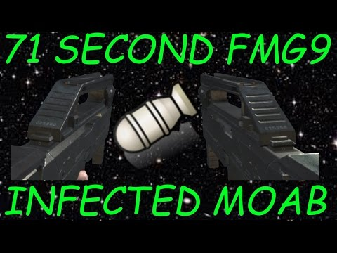 MW3: 50-1 FMG9 Akimbo Infected MOAB on Dome | Summer Break 2015 (4 Months)  - MadTwitchGaming (MOAB King)